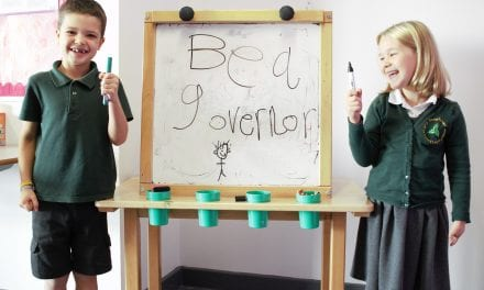 Bishop Backs Be A Governor Campaign To Fill Devon School Posts