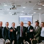 Lord's Taverners Celebrate Record Breaking Christmas Lunch