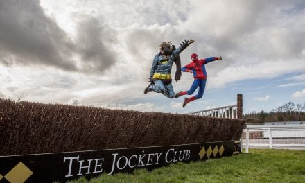Superheroes And Horses Equal The Best Day Out This Easter