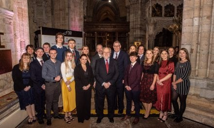 Exceptional Students Celebrated At Golden Exeter College Awards