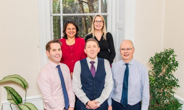 BUSH & CO – Promotion Succes At Exeter Accountancy Firm