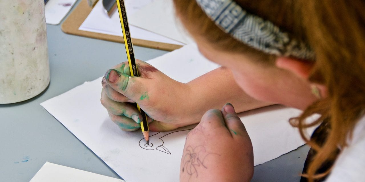 Youth Arts & Health Trust Offers Art Therapy Service For Young People