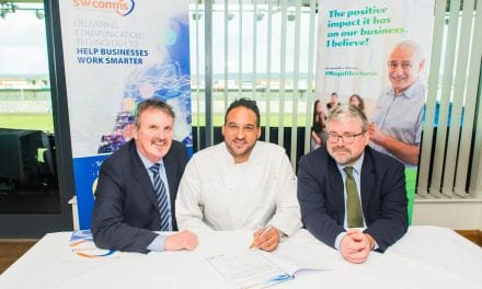 New Business Fibre Internet Service Launched At Event