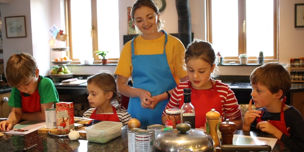 Family Fun Cooking Club Launched To Tackle Food Poverty