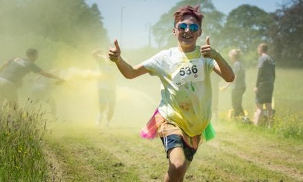 Early Bird Ticket Discounts For Exeter Rainbow Run