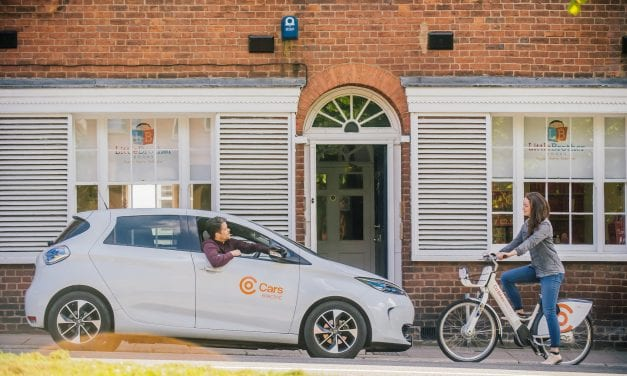 Co Cars Launches Investment Raise To Expand Shared Mobility Network