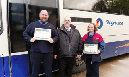 Stagecoach Apprentices Are Fit For The Future