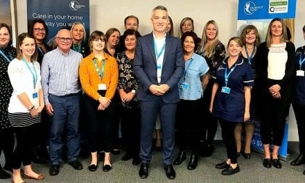 Celebrating Nine Years Of 'Outstanding' Care In Exeter With Bluebird Care