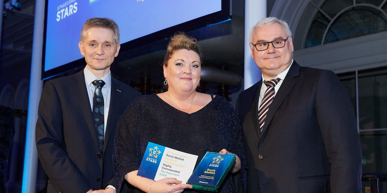 Stagecoach Star Employee Recognised At Annual Awards