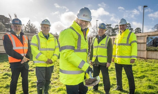 Work Begins On Net Zero Carbon Building At Exeter Science Park