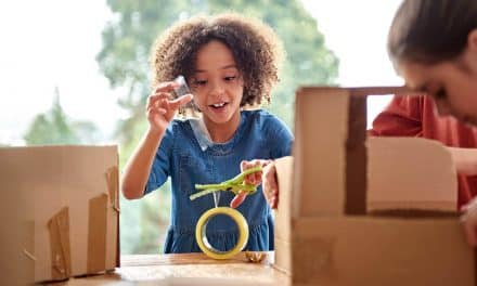 TOP FIVE FREE ENGINEERING CHALLENGES FOR KIDS TO DO AT HOME
