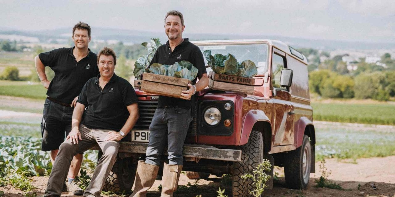 Darts Farm Offer Free Delivery For the Vulnerable