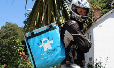 Yeti Delivery Initiative to Support Devon's Local Businesses