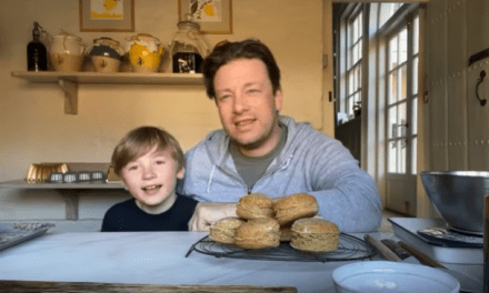 Simplest Soda Bread Recipe in the World With Jamie Oliver