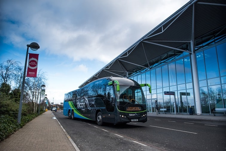 Stagecoach South West Temporarily Withdraw Falcon Service