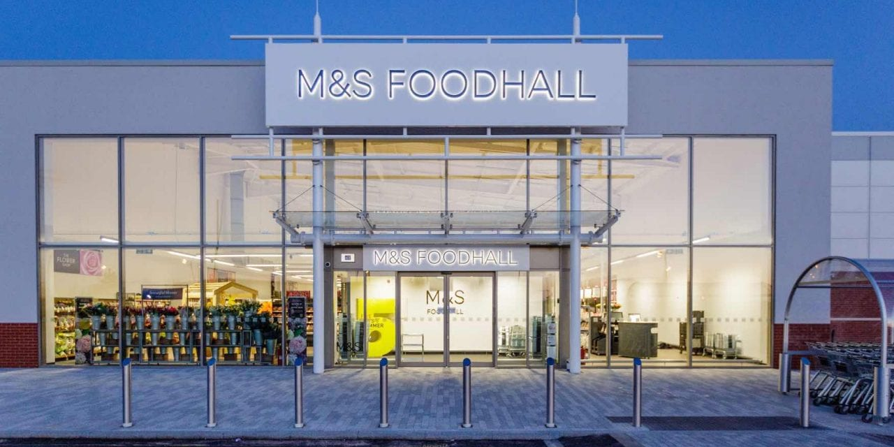 Your Exeter M&S Foodhall Is Open For You And The Community