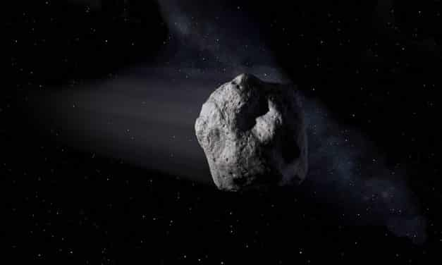 Large Asteroid to Safely Fly Past Earth