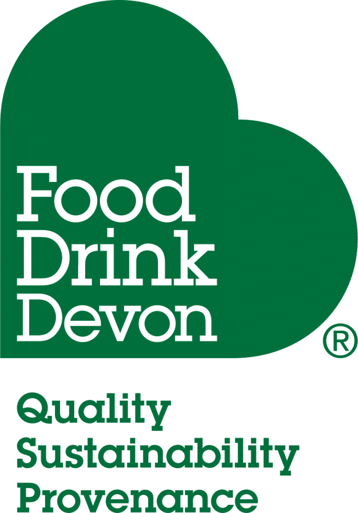food drink devon logo