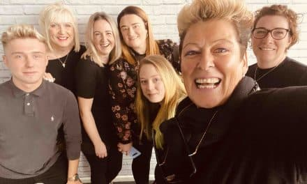 Hair@TheAcademy Continue to Help Vulnerable Young People From New Salon