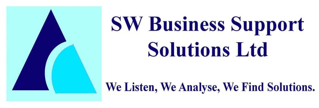 south west business support solutions logo