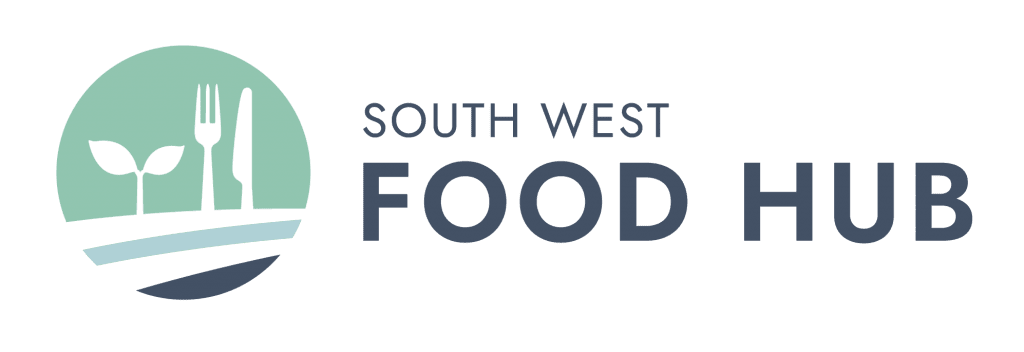south west food hub logo