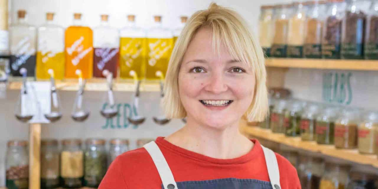 Nourish Zero Waste Retailer To Reopen Shops