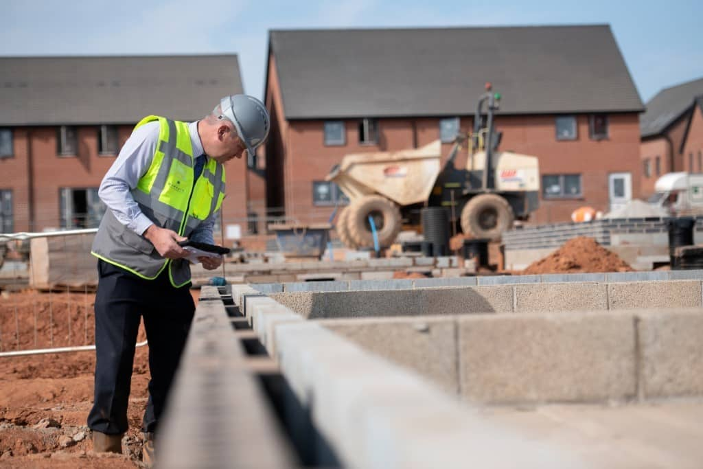 House building developers