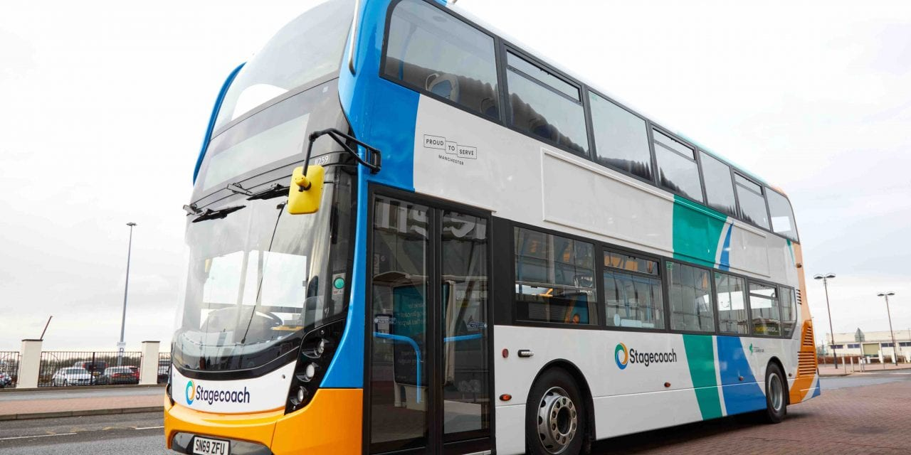 Stagecoach Announce Major Uplift To Bus Services