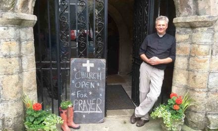 Churches Across Devon Ready To Welcome The Community