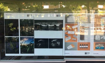 Art Students' Work On Display In City Centre