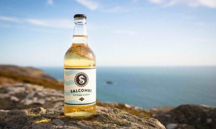 Salcombe Brewery Co. Launch Ocean Cider