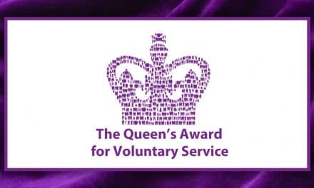 Balloons Receives The Queen's Award For Voluntary Service
