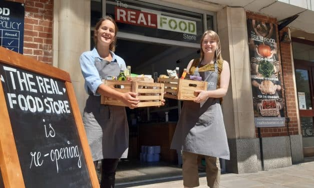 Real Food Store To Re-Open With Exciting New Changes
