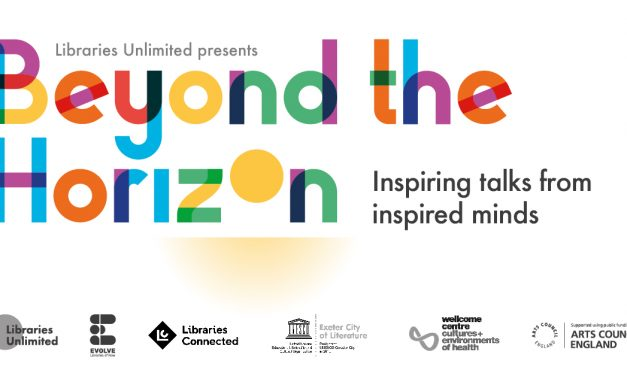 BEYOND THE HORIZON – A new series of inspirational talks from international thought leaders and industry experts.
