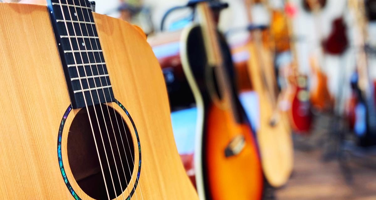LIFE GUITARS CO: EXETER'S NEW GUITAR SHOP, BRINGING NEW LIFE TO USED GUITARS.