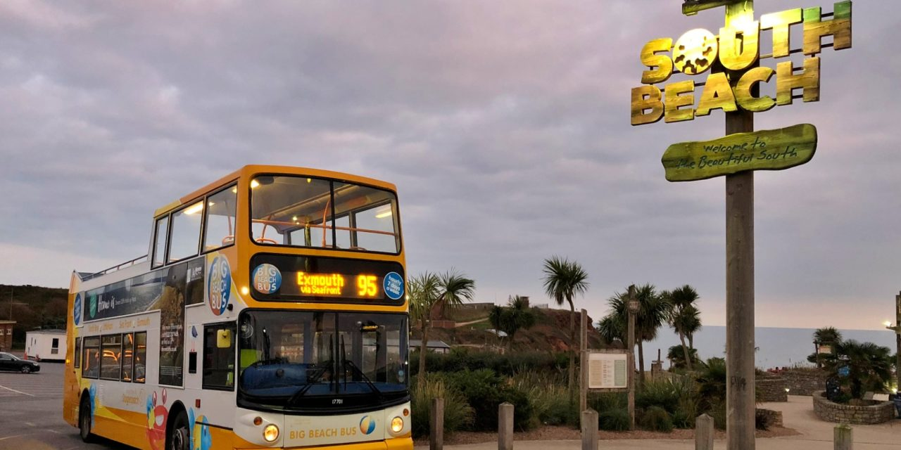 Staycations start with Stagecoach South West