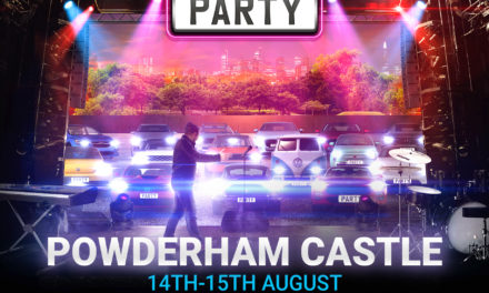 Car Park Party, live on stage and lockdown compliant!