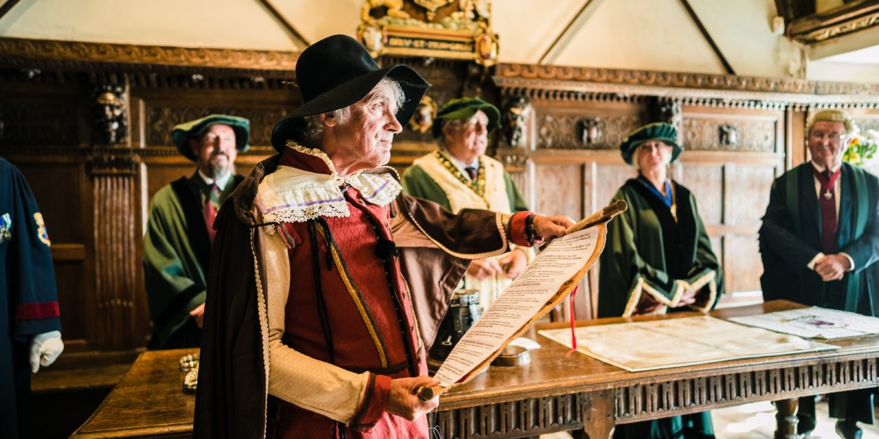 Celebrating 400 Years of royal charter