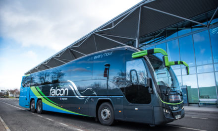 Stagecoach announce New Falcon bus routes for Wellington