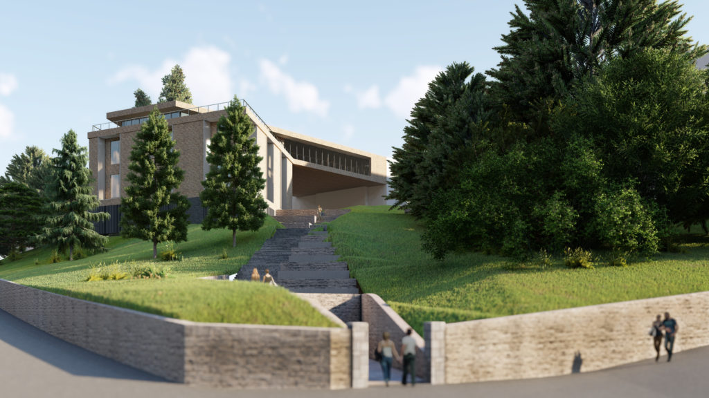 Exeter College's Masterplan in Michelmores Property Awards