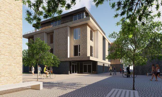 Exeter College Shortlisted in Michelmores Property Awards