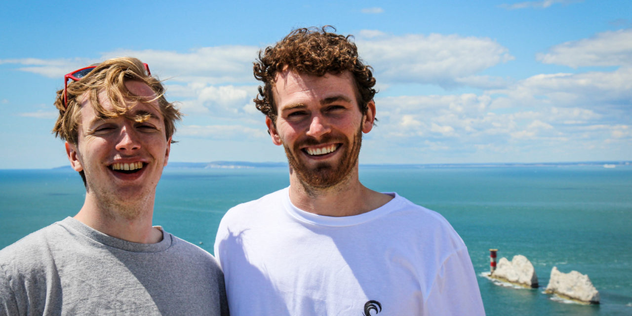 Exeter alumni on a mission to design out waste