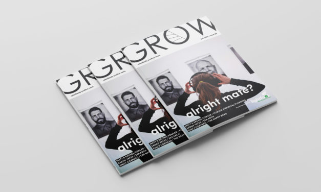 Grow Magazine is back!