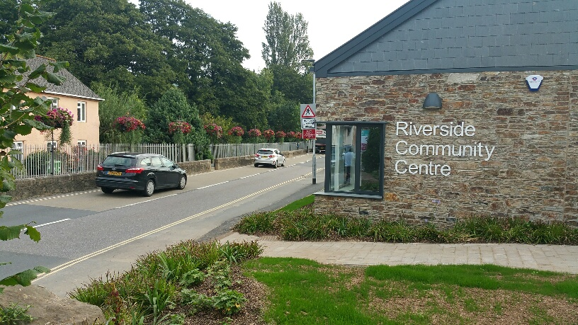 Bovey Tracey Libraries Unlimited Move to Riverside Community Centre