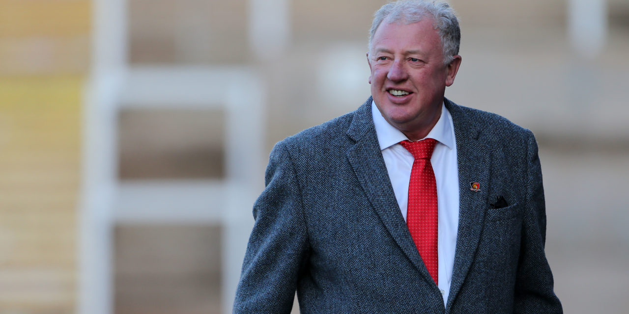 Queen's Birthday Honours Award for Exeter City's Julian Tagg