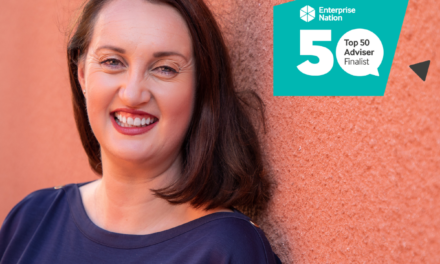 DEVON MENTOR NAMED AS ONE OF BRITAIN'S TOP 50 BUSINESS ADVISERS