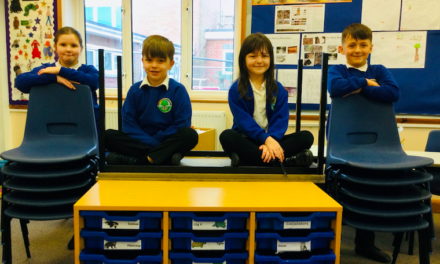 Can You Help An Exeter Primary School Send Furniture to The Gambia?