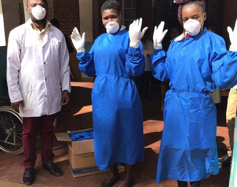 Medic Malawi makes Urgent Appeal for Life Saving PPE