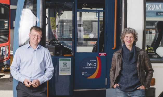 Stagecoach Announces Two-Year Partnership With Exeter Chamber of Commerce
