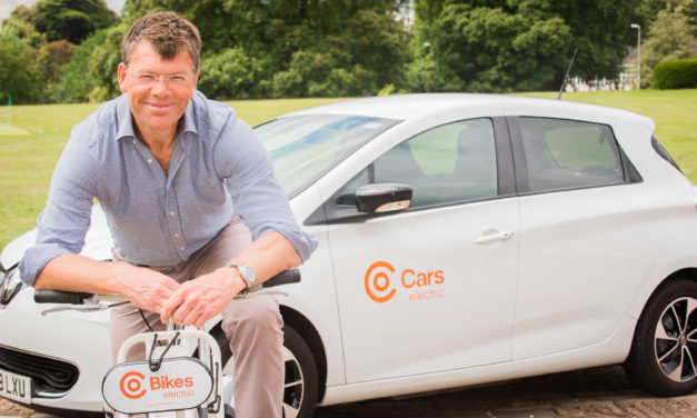 Co Cars and Co Bikes Awarded the First Ever Double Accreditation by National Shared Transport Charity
